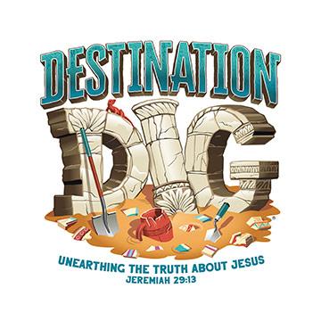Destination Dig Logo